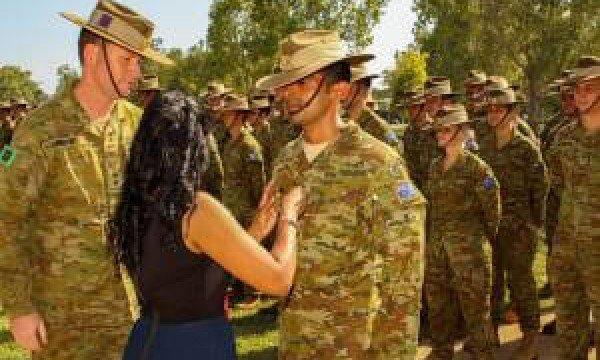 Austrain army