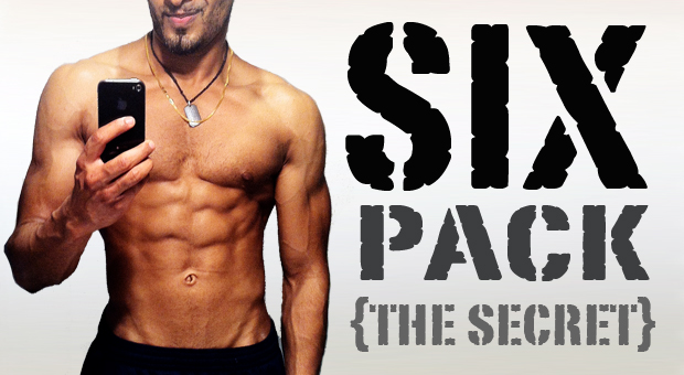 six pack the secret banner