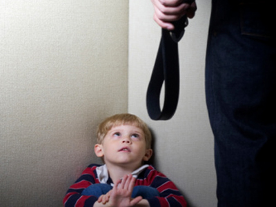 corporal punishment and parent child relationship