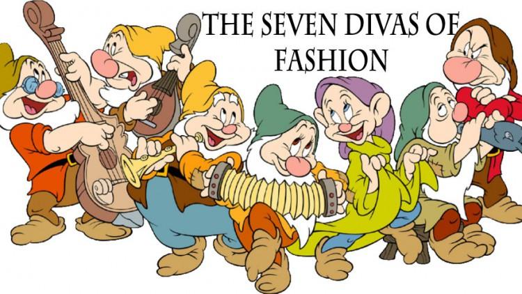 Seven Divas