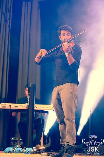 Meet CJ Germany: Violinist, Singer, Actor   What Else?