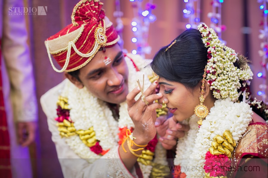 In Photos The Tamil Hindu Wedding Ceremony