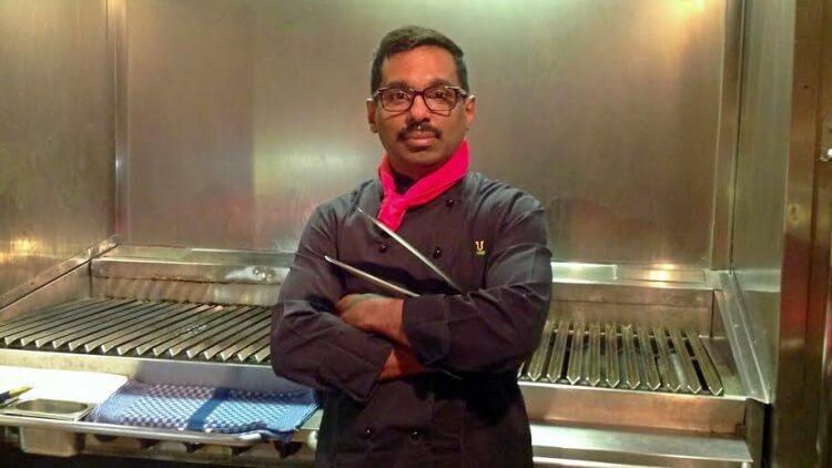 Grillmeister Selvaratnam Kabilan