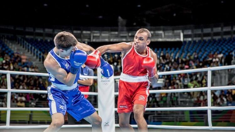 Boxer Thulasi Tharumalingam