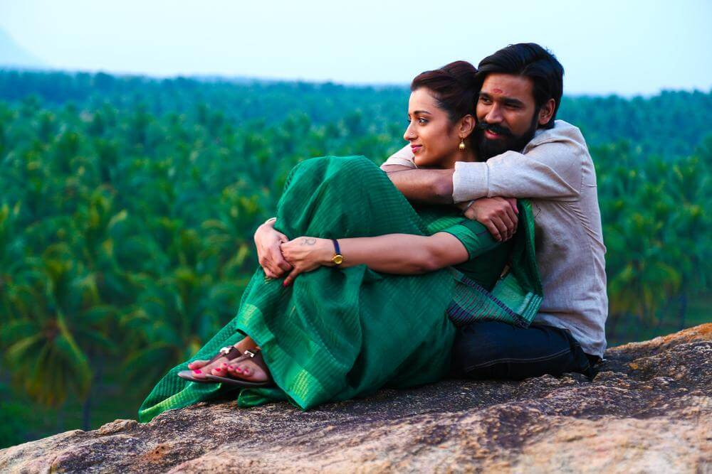 Dhanush-Trisha-Kodi-movie-stills-1