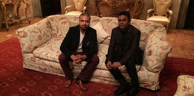 Shaji and ARR