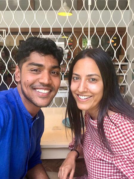 Indira&Chepaki
