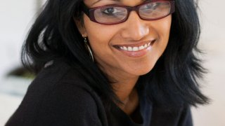 Shankari Chandran was raised in Canberra, Australia. She spent a decade in London, working as a lawyer in the social justice field. In January 2017, she published her first book with Perera-Hussein, called Song of the Sun God. Her second book, titled The Barrier, was published by Pan Macmillan Australia in June 2017.