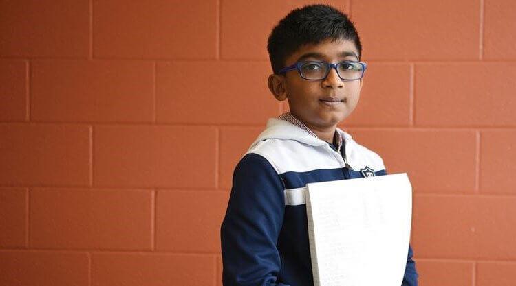Tamil Math Kid